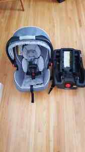 Graco Snugride 35 and Click Connect Base