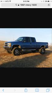 1997 Chevrolet C/K Pickup 2500 Pickup Truck
