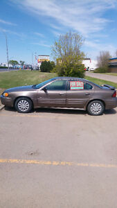 2002 Pontiac Grand Am Sedan