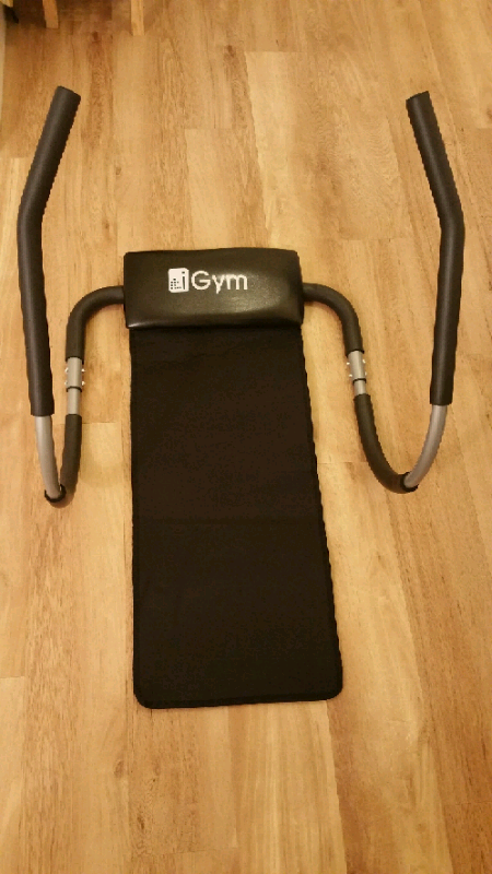 iGym abs roller | in Bicester, Oxfordshire | Gumtree