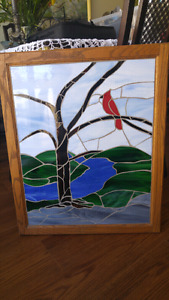 Original Stained Glass Art