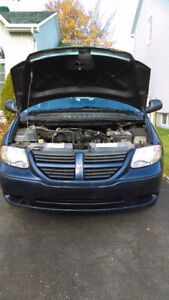2006 Dodge Grand Caravan STOW and GO Fourgonnette, fourgon