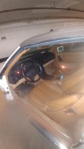 Mercedes SL 500 convertible