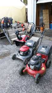 Mobile Lawn Mower Repairs • Pressure Washer • Small Engine
