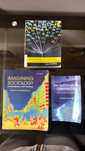 Selling books for SOC 100/282 for Lakeland College