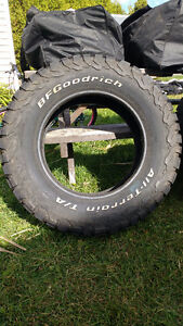 BF Goodrich All Terrain KO2 275/65/R18