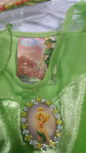 12 months tinker bell costume