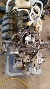 2013 ford focus engine and transmission