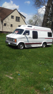 1992 dodge travel leisure van