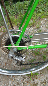 Men's Early 70s CCM 8 speed bicycle for sale