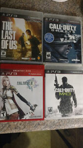 Ps3 Games Rarely Used