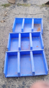 Stackable Organizer Trays