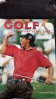 GOLF BOOK ~ LEGENDS OF THE GAME ~ HARD COVER ~