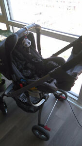 The First Years Indigo Stroller and Carseat R