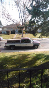1994 GMC Sierra long box