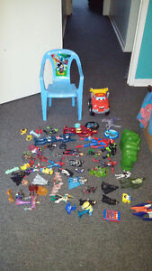 Various Kids Toys- $25 For all Items- Some are Action Figures
