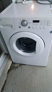 Free too load LG washer