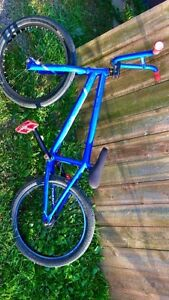 looking to trade or sell my bmx
