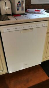 whrilpool dishwasher only 50$
