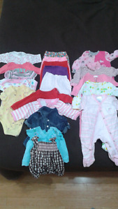 Girls clothes 3-6mos