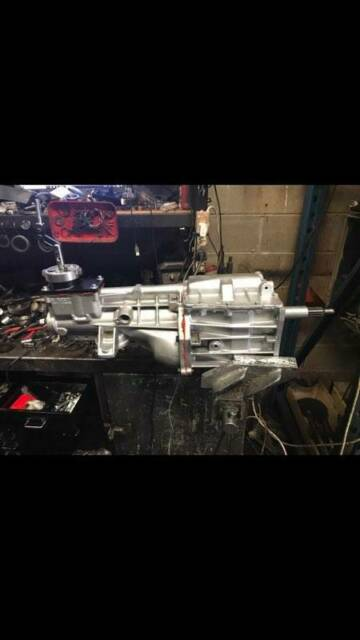 FORD XR6 TURBO BOX 2 95 RATIO GEAR FULLY RECOED $ 3500 OUT