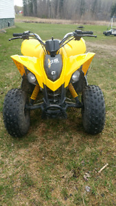 Can am DS 70