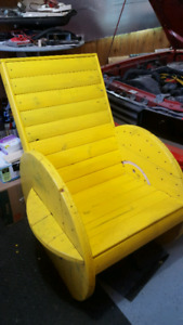 ***One of a kind chair***