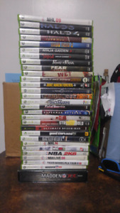 Xbox 360 game lot for cheap