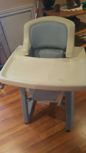 Little Tikes High Chair, Very Sturdy