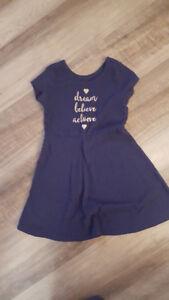 6t girls dress