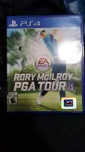 RORY MCILROY PGA TOUR FOR PS4 NEED GONE ASAP