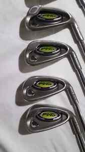 Ping Rapture Irons 5-pw classic clubs!!   Mint! Kitchener / Waterloo Kitchener Area image 5