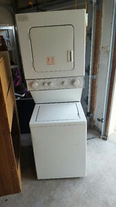 Whirlpool Stackable Washer & Dryer Combo - Excellent Condition!!