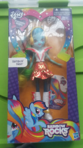 Ever after high, My Little Pony, Littlest pet shop, Lalaloopsy,