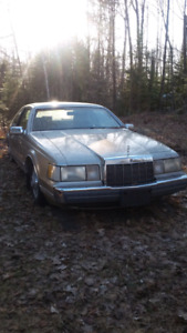 1988 Lincoln Mark II