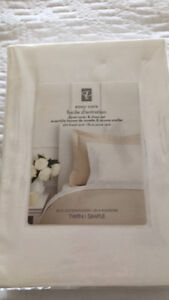 Duvet Cover with Sham  (twin)