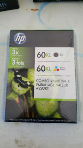 HP 60XL printer ink