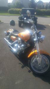 Kawasaki vn1500 meanstreak 2002