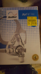 Brand new never opened cpap resmed cpap mask