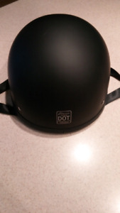 Shorty/Half Motorcycle Helmet for Sale