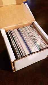 Cartes de hockey Fleer SkyBox série complète 1996