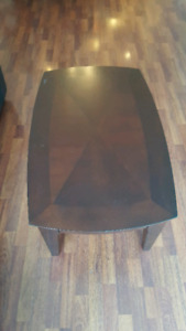 Moving sale! Coffee table of high quality wood