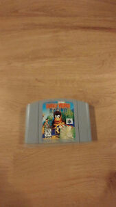 CLASSIC N64 Game - Diddy Kong Racing 64!