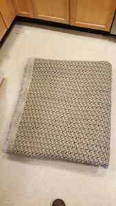 STEPEVI Posh Silver Area Rug 8'by5' North Shore Greater Vancouver Area image 3