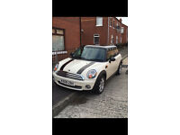 Mini Cooper 2009. Low miles. MOTD for a full year. Service history. 2 new tyres