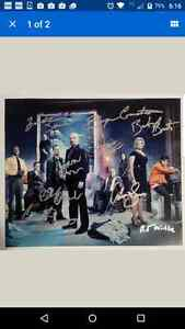 Breaking Bad Autographed Photo