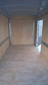 """2012 H&H 6X14X78"""" Enclosed Trailer.(Price Reduced)"""