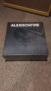 Alexisonfire 1st edition Boxset - UPOPENED