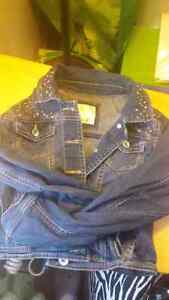 Denim Jacket from Justice