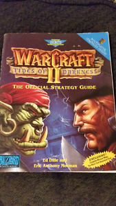 1996 Warcraft strategy guide
